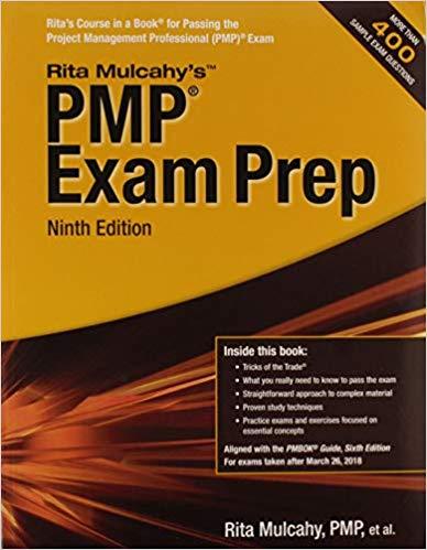 Rita Exam Prep PMP Comprar